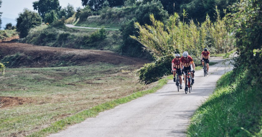 Cycling and Fine Food Come Together in Catalonia