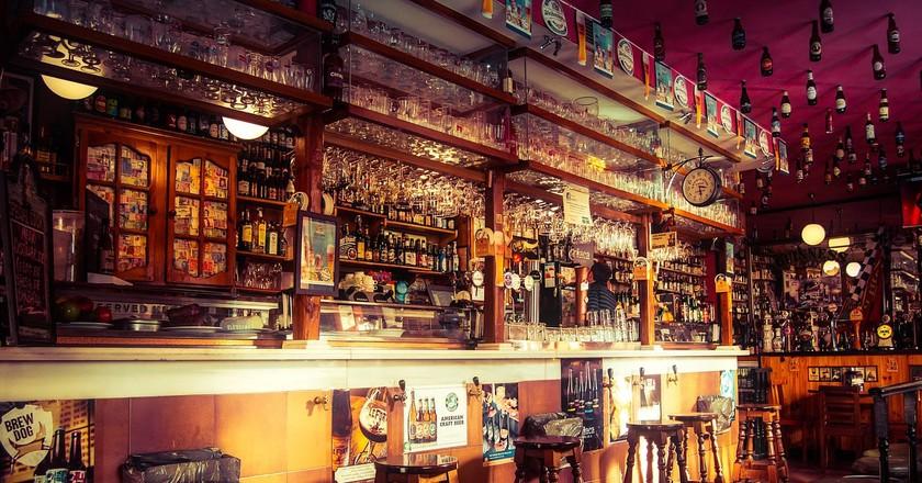 Drinking Bar | © Pixabay