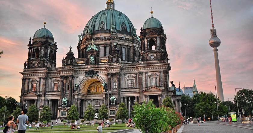 Berlin Cathedral | © athree23 / Pixabay