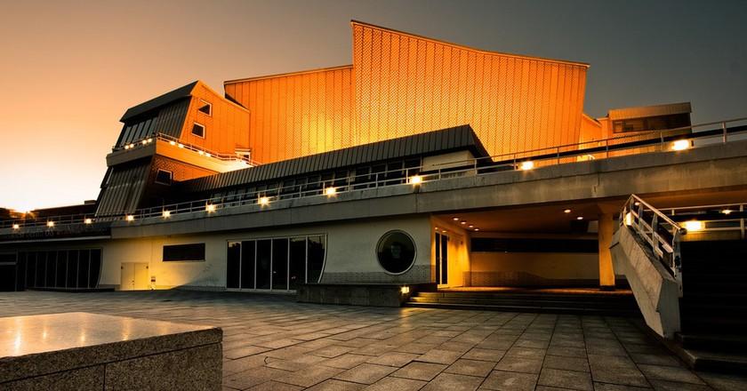 Berlin Philharmonie | © Andreas Levers/Flickr