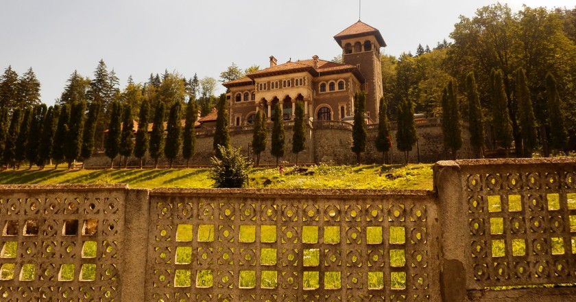 Castelul Cantacuzino | © Ștefan Jurcă / Flickr