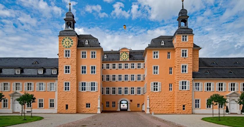 Schwetzingen Palace   © lapping / Pixabay