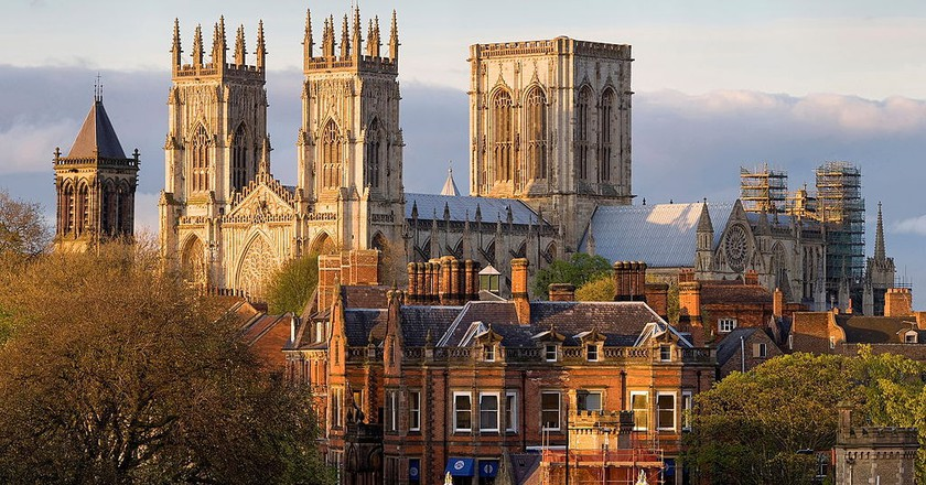 City of York |  © Andy / Wikimedia