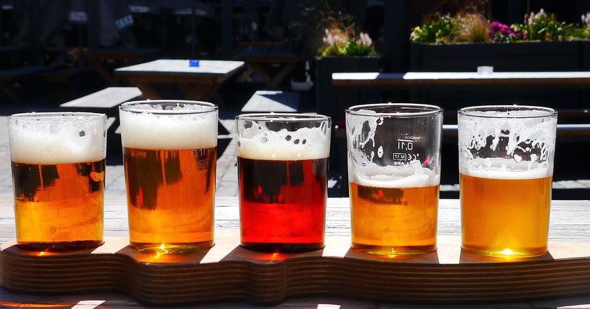 Craft Beers © PeterKraayvanger / Pixabay