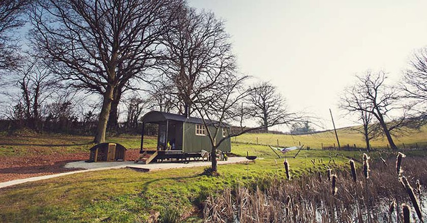 The Cwtch Hut | ©Sugar&Loaf
