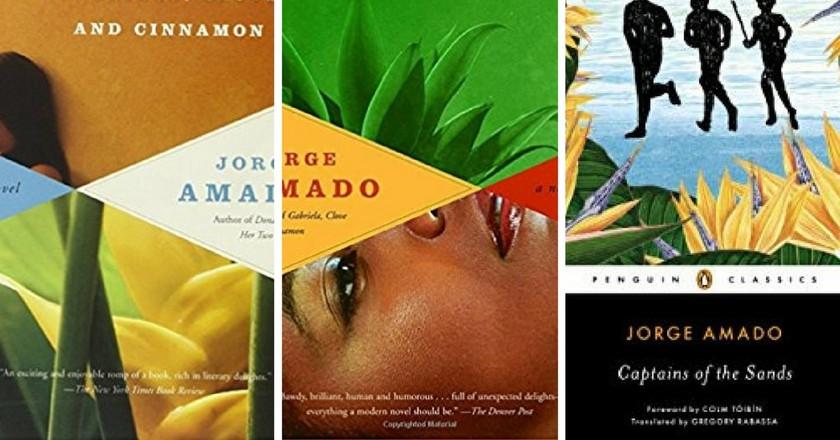 Jorge Amado books