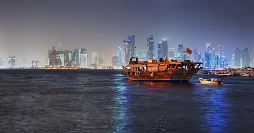 Doha Corniche | © Creative Commons Qatar/Flickr