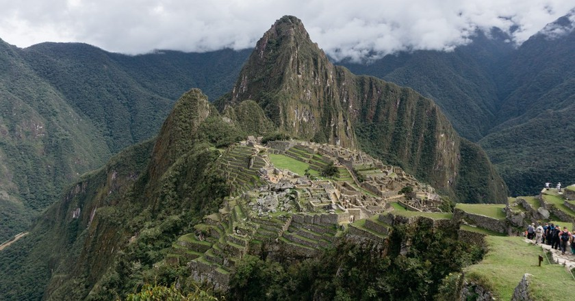 The Most Scenic Spots on a Hike up to Machu Picchu