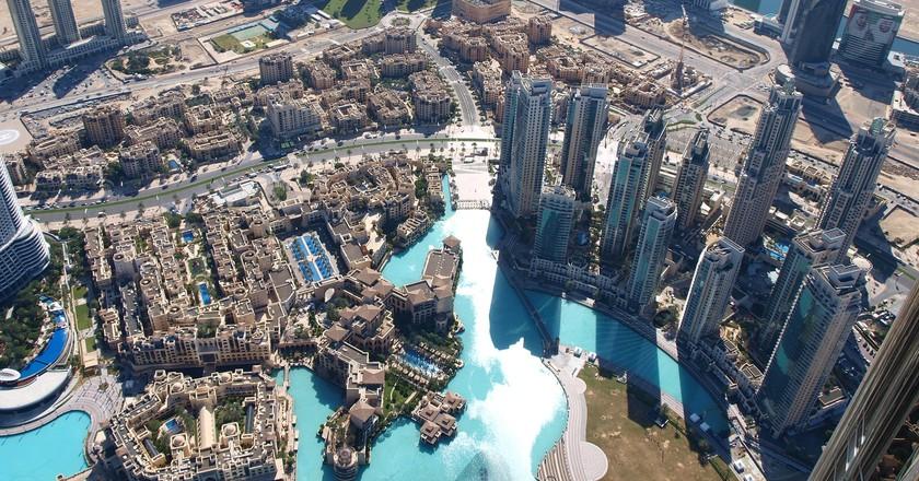Dubai   © Sonnenuntergang/Pixabay