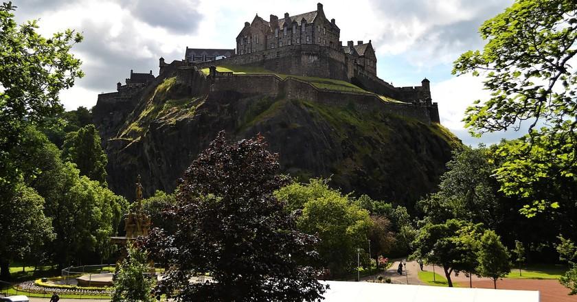 Edinburgh Castle   © 27707/Pixabay