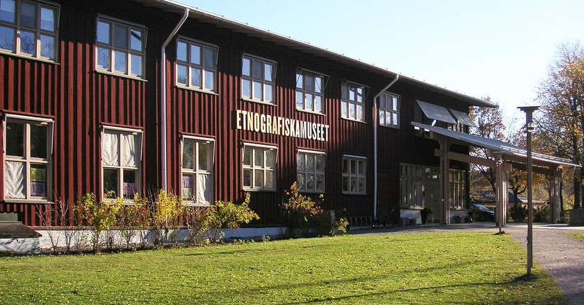The charming Museum of Ethnography | © Holger Ellgaard / Wikipedia Commons