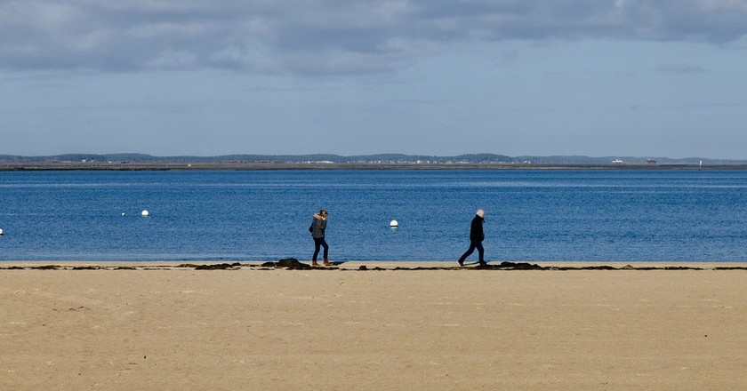 Going to the ocean is a great option when coming to Bordeaux in the winter |© Twinloc/Flickr