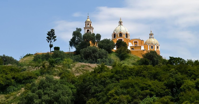 Puebla's 10 Most Beautiful Churches