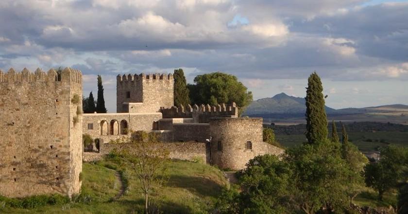 Castillo Trujillo   Courtesy of Dudley Trading Estates, S. L