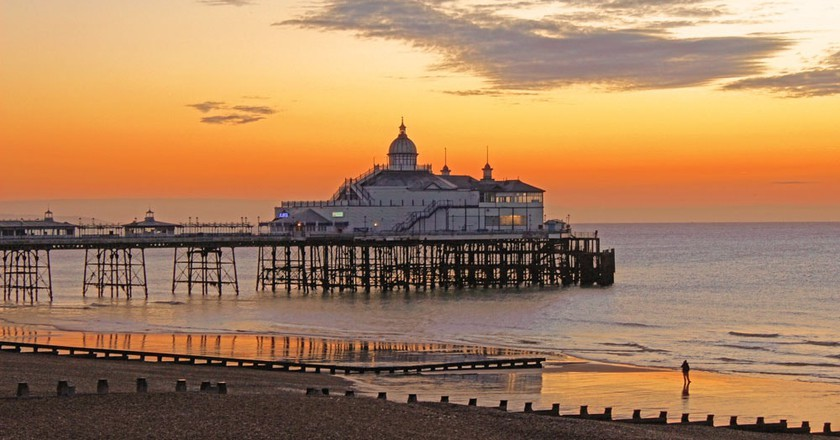 Eastbourne Pier   © Lee Roberts/Flickr