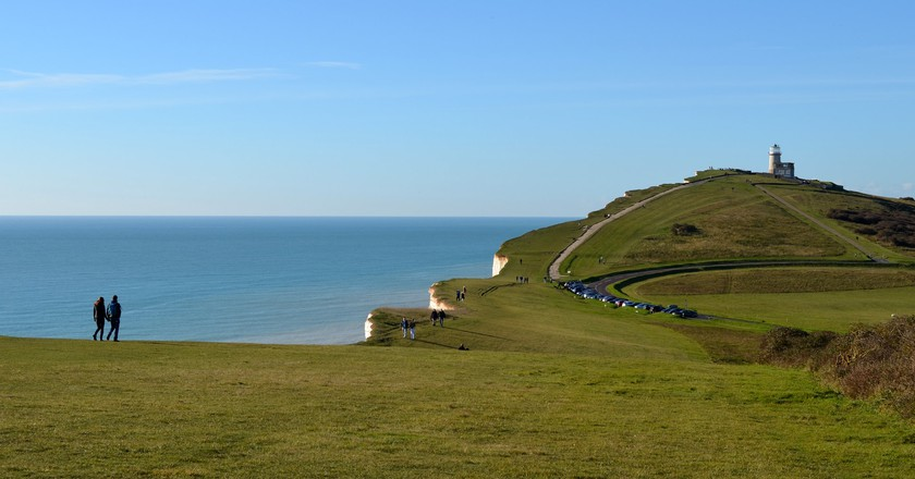 Belle Tout Lighthouse, Beachy Head, Eastbourne | © Neilhooting/Flickr