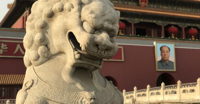 Tiananmen Square | Courtesy of Tillman Huett
