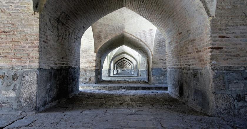Si-o-Se Pol, Esfahan | © raandree / Pixabay