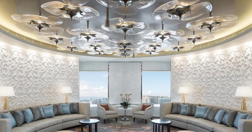 Courtesy of Iridium Spa / St.Regis Macao hotel