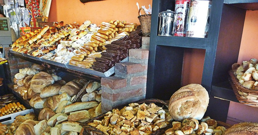 Facturas, or pastries, in Argentina   © Jesús Dehesa/Flickr