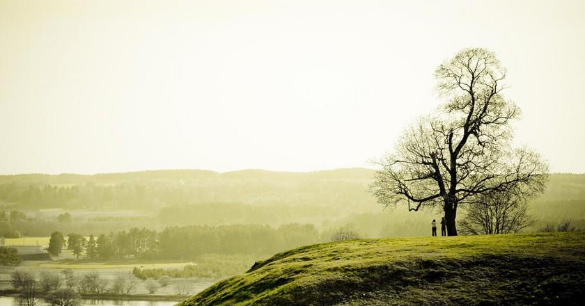 Kernave | © Eugenijus Radlinskas/Flickr