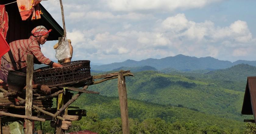 Lao Woman | © PxHere