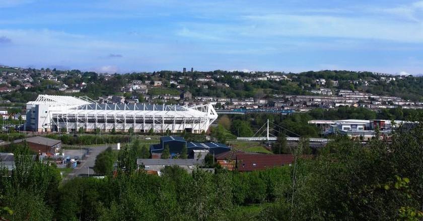 Liberty Stadium|©GarethLovering/Flickr