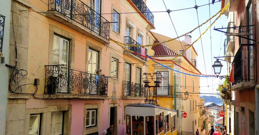 Lisbon | © LauraRinke / Pixabay