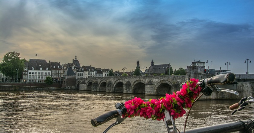 Maastricht's St. Servatius Bridge   © pixabay