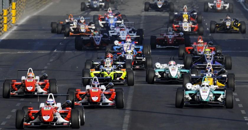 Macau Grand Prix | Courtesy of Macao Government Tourism Office