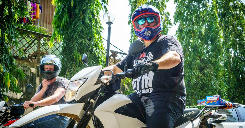 More satisfied Tigit customers | Courtesy of Tigit Motorbikes