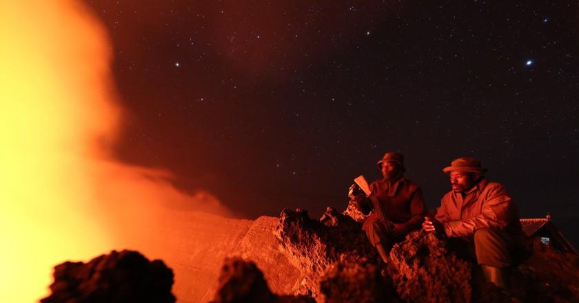 Mt. Nyiragongo   © MONUSCO Photos / Flickr