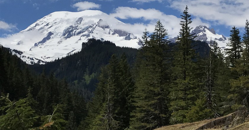 Mt. Rainier National Park | © chelsealwood / Flickr