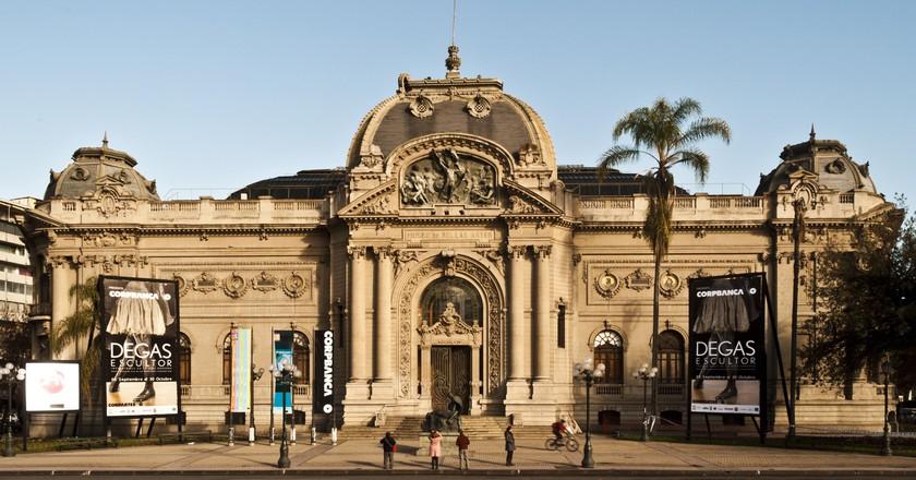 Bellas Artes| © wikimedia/googleimages