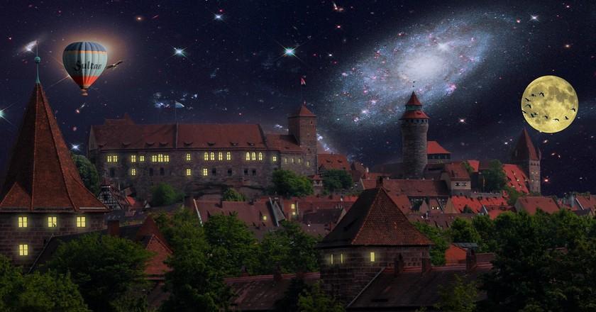 Nuremberg Castle | © Gellinger / Pixabay