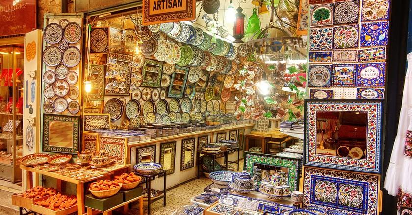 Jerusalem's Old City | © israeltoursm / Flickr