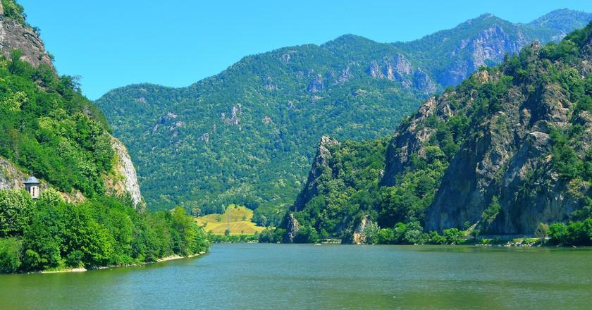Olt Valley, Romania | © xsonicchaos / Pixabay