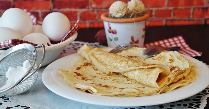 France has some much-loved crêpe restaurants in the north-east and the south   © RitaE/pixabay