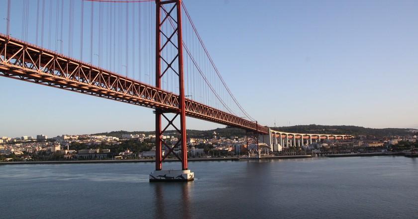 Ponte 25 de Abril | © violetta / Pixabay