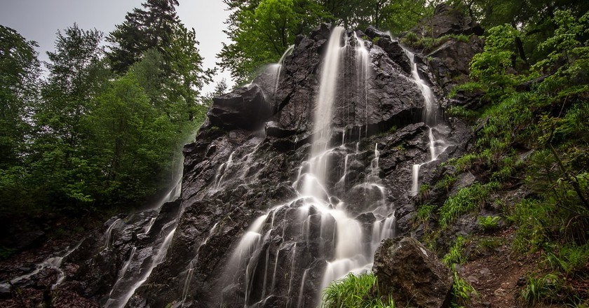 Radau Waterfall, Bad Harzburg | © Olli Henze / Flickr