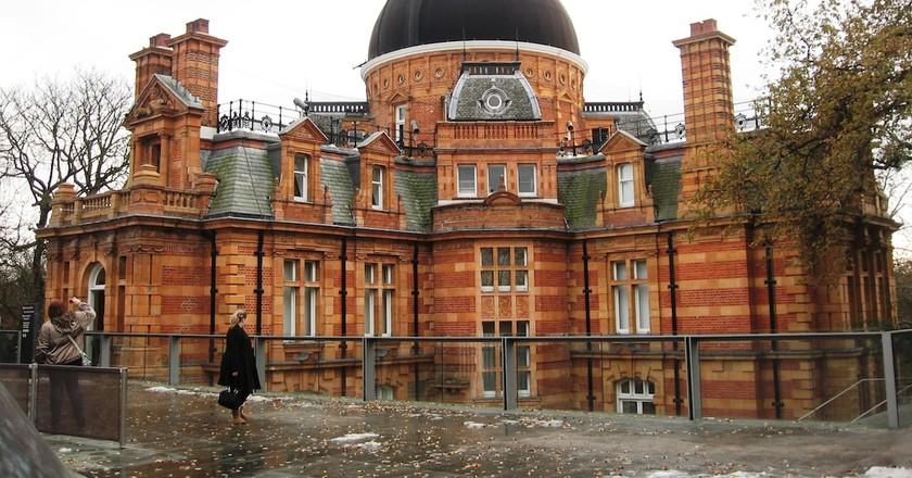 Royal Observatory Greenwich, South London