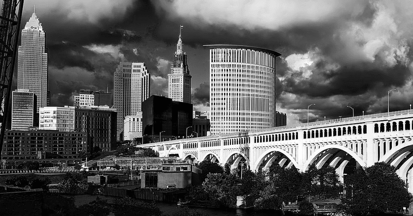 Cleveland Skyline | © Ras67 / Wikimedia Commons
