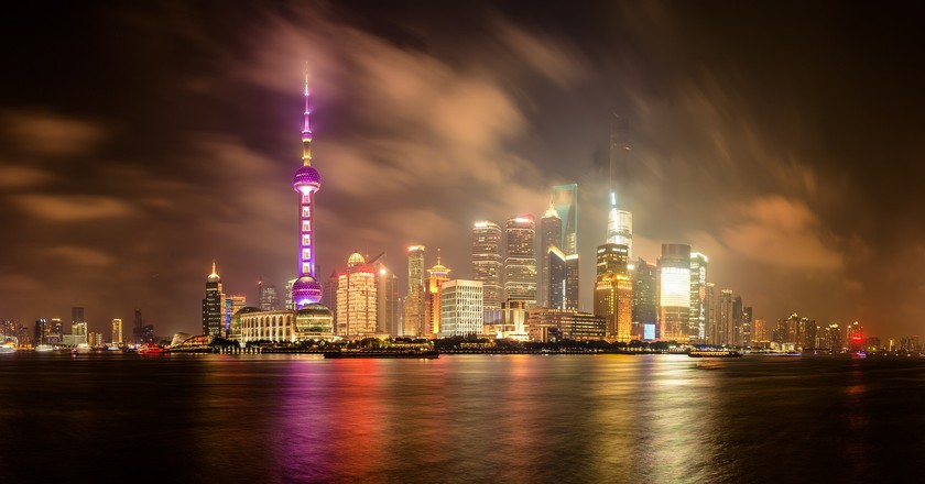 Shanghai | © Carlos Adampol Galindo/flickr