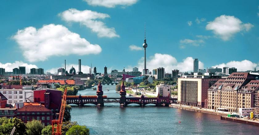 View of Berlin, Germany | © linerpics/Shutterstock