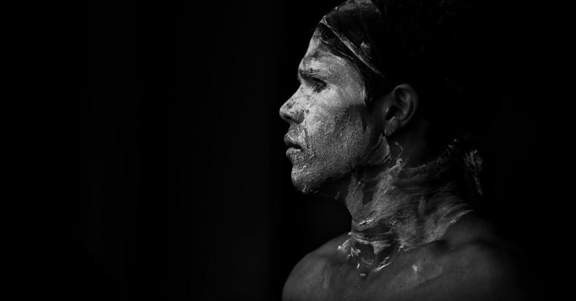 An indigenous dancer, Australia   © PomInOz / Shutterstock