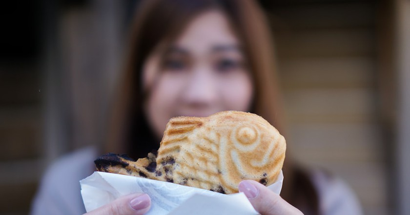 Discover a world of Japanese snacks | © mashee / Shutterstock