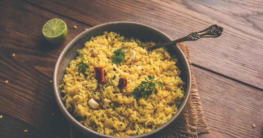 Moong Dal Khichdi   © espies/Shutterstock