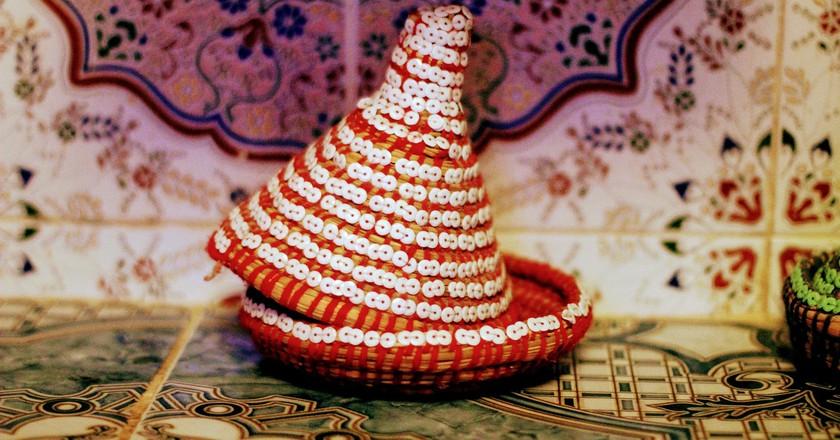 A traditional earthenware tagine   © pixabay