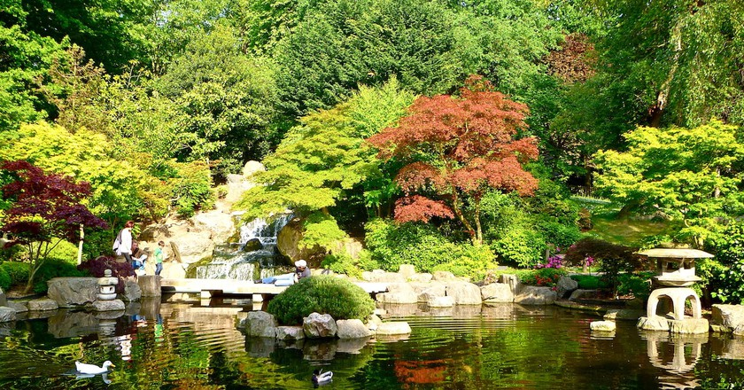 The Japanese Garden, Holland Park