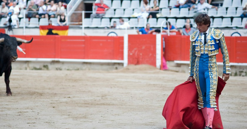 The majority of Spaniards do not support bullfighting| © memyselfaneye / Pixabay
